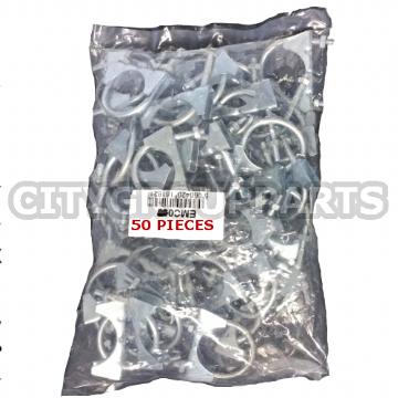 50 EXHAUST FITTINGS  64MM EXHAUST U-CLAMP WORKSHOP BAG 50 64 MM EMC064
